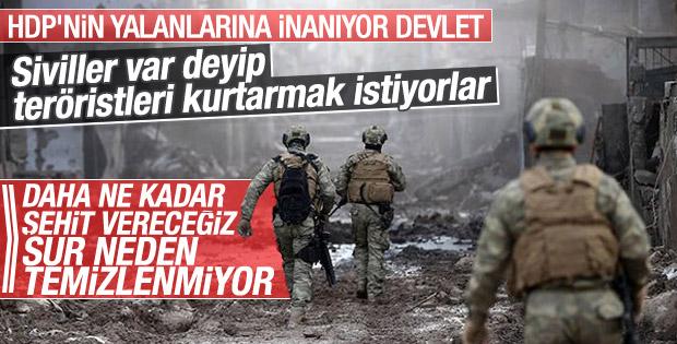 HDP'nin bir yalanı daha çöktü