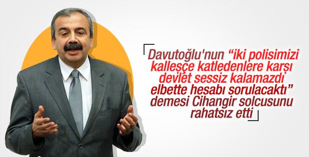 Sırrı Süreyya'dan Başbakan'a ağır sözler