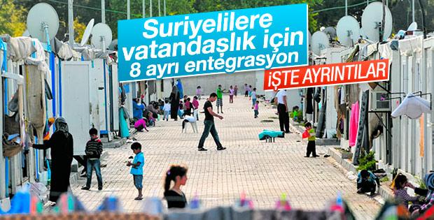 Türkiyede yaklaşık 3 milyon Suriyeli kayıt altında