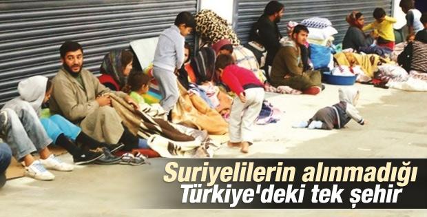 Suriye'den kaçak gelenlerin Antalya'ya girişi yasaklandı