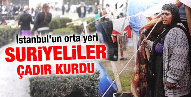 Suriyeli mültecilerin İstanbul dramı