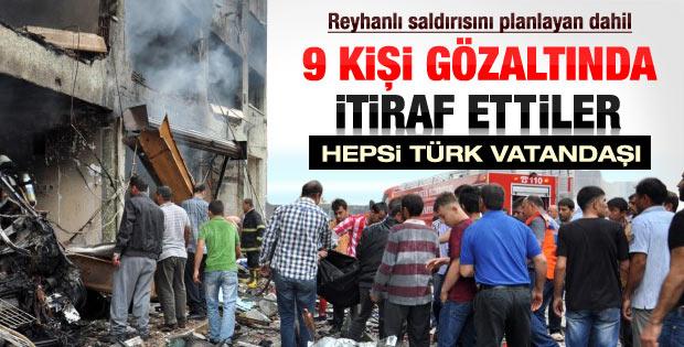 İçişleri Bakanı: Reyhanlı'da 9 kişi gözaltında