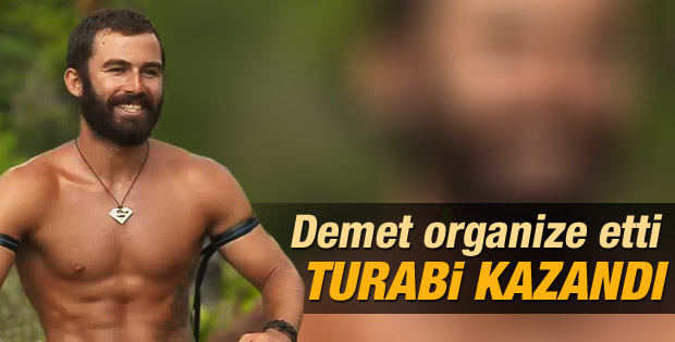 Survivor Türkiye'nin kazanan ismi Turabi oldu