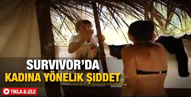 Survivor'da Mustafa Duygu'nun üzerine yürüdü