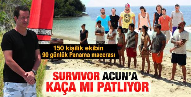 Acun Ilıcalı: Survivor için 16 milyon TL harcadım