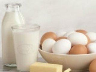 Süt yoğurt ve yumurtayı masada bekletmeyin