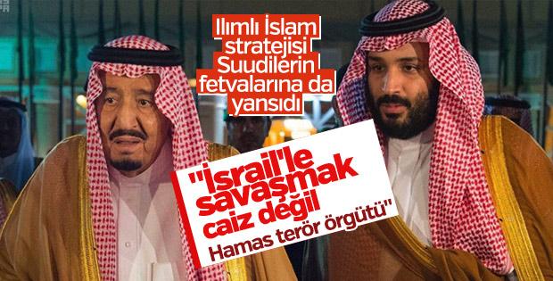 İsrailli Bakan'dan Suudi Müftü'yü tebrik
