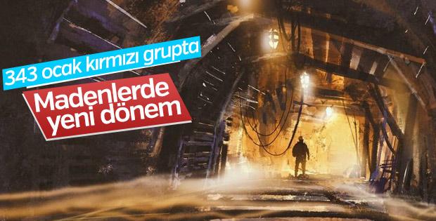 Maden ocaklarında yeni dönem