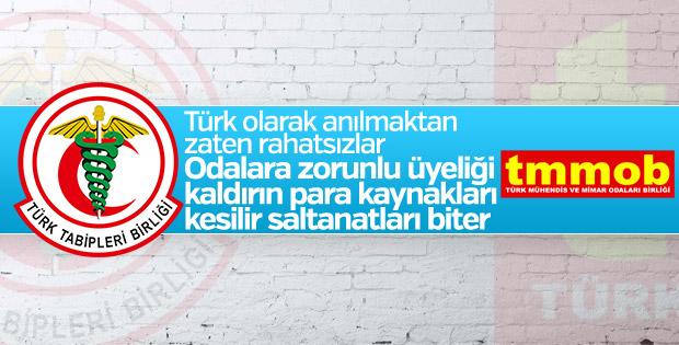 Türkiye düşmanlığı yapan odalara isim ayarı verilecek