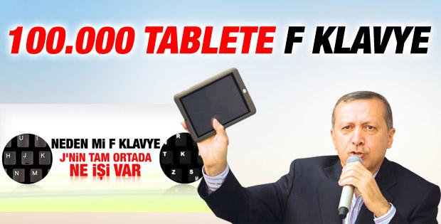 Başbakan Erdoğan'ın tablet dağıtım törenindeki konuşması - izle