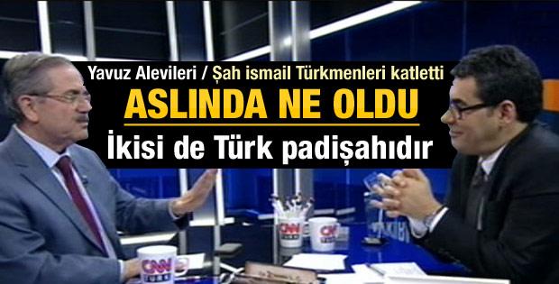 Taha Akyol: Yavuz'un Alevi katliamına dair belge yok - izle