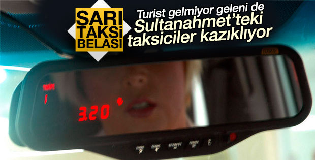 Cengiz Semercioğlu: Taksiciler kazıklayacak turist arıyor
