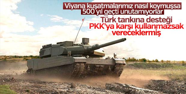 Milli tank projesi için imzalanan sözleşme iptal edildi