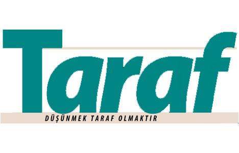 Bakanlıktan Taraf Gazetesi'ne hukuki işlem başlatıldı
