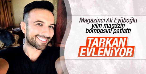 Tarkan Almanya'da Türk kızıyla evleniyor