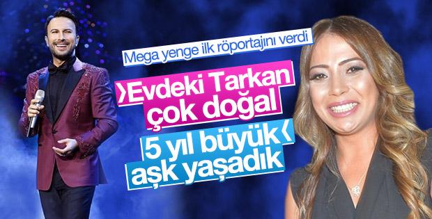 Megastar Tarkan'ın eşi Pınar Dilek'ten ilk röportaj