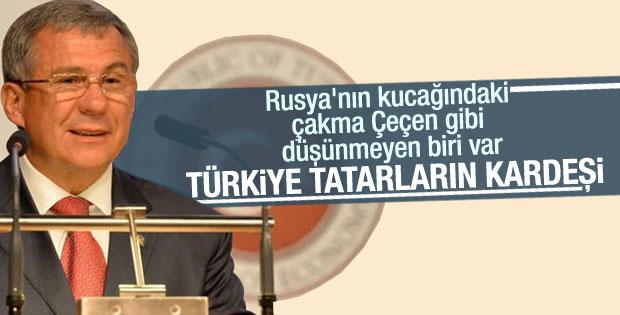 Tataristan Cumhurbaşkanı: Türk halkı Tatarların kardeşi