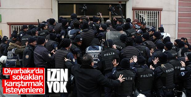 HDP'liler Afrin operasyonuna karşı sokağa çıkmak istiyor