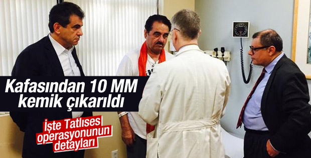 İbrahim Tatlıses hastaneden enfeksiyon kaptı