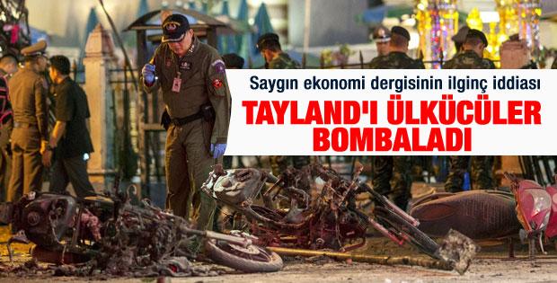 Forbes'in Bangkok bombacısı Ülkücü iddiası