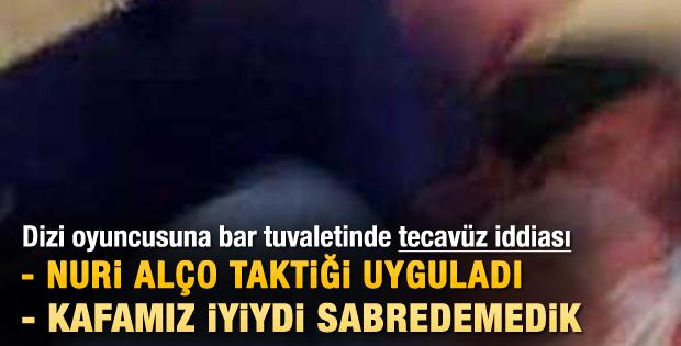 Milliyet yazarı Ali Eyüboğlu'ndan tecavüz iddiası