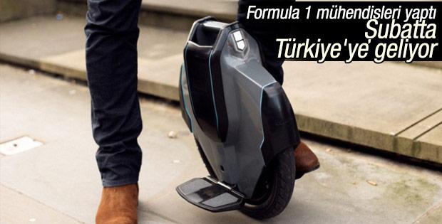 Formula 1 mühendisleri tek teker tasarladı