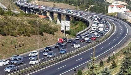 TEM Otoyolu 8 saat trafiğe kapatılacak