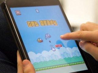 Temple Run'ı gölgede bırakan oyun Flappy Bird