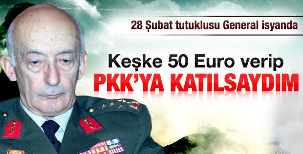 Teoman Koman: Bilseydim PKK'ya katılırdım