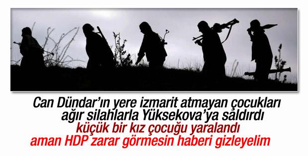 PKK Hakkari'de askere saldırdı