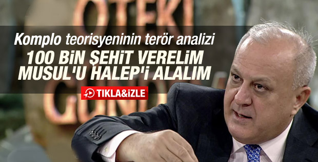 Ramazan Kurtoğlu: 100 bin şehidi göze alıp..
