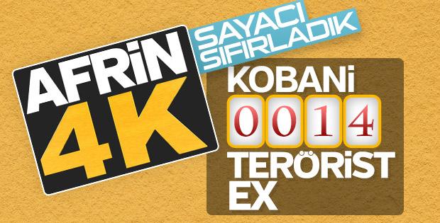 TSK, Fırat'ın doğusundaki teröristleri avlamaya başladı