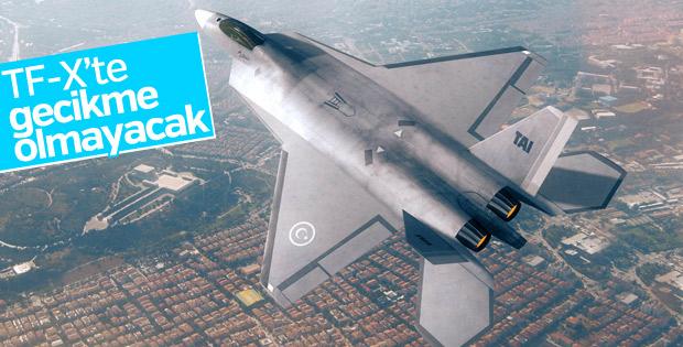 TF-X 2023'te havada olacak
