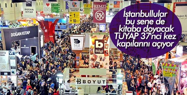 Uluslararası İstanbul Kitap Fuarı için son iki gün