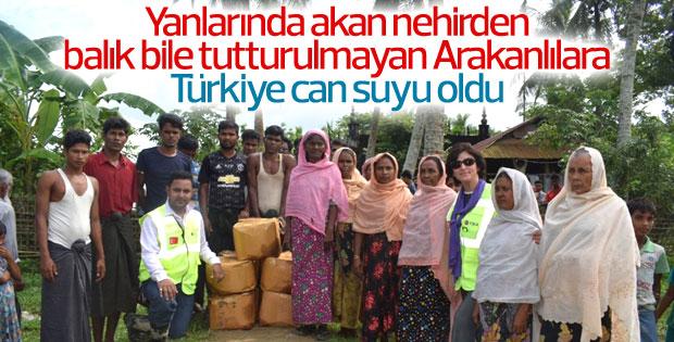 TİKA'dan Arakan'a yeni gıda yardımı