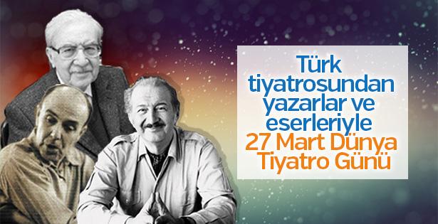 Ünlü 10 eser ve yazarıyla Türk tiyatrosu