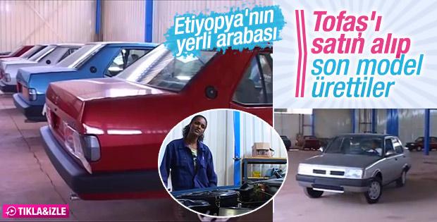 TOFAŞ Etiyopya yollarında VİDEO