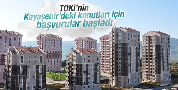 TOKİ'nin dev kampanyası bugün başlıyor