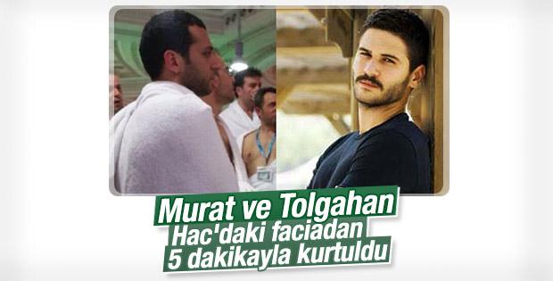 Tolgahan Sayışman ile Murat Yıldırım 5 dakikayla kurtuldu