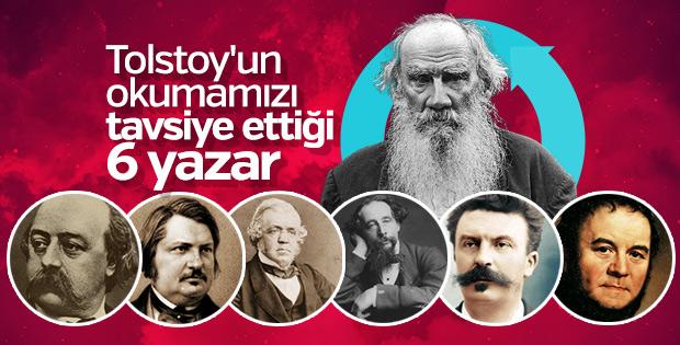 Tolstoy hangi 6 yazarı okumamızı önermişti