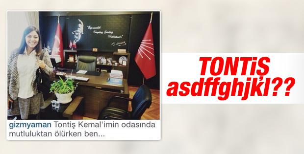 CHP'li kadının Kılıçdaroğlu sevgisi