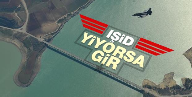 Hava Kuvvetleri'nden Süleyman Şah tatbikatı