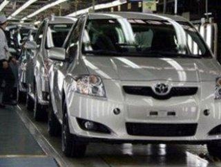 Toyota'dan Türkiye'de rekor üretim