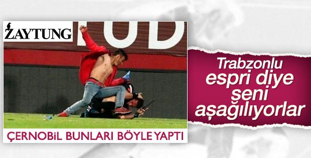 Trabzonlulara hakaret etme özgürlüğü mü var