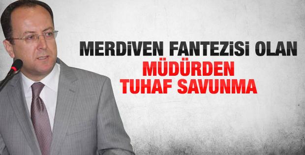 Trabzon Milli Eğitim Müdürü Kırbaç'tan yeni açıklama