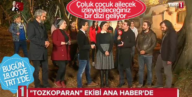 TRT1 Ekranlarına Yeni Bir Türk Kahraman geliyor Tozkoparan