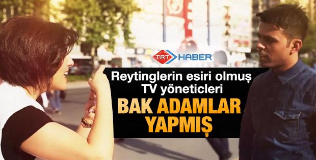 TRT Haber İşitme Engelliler Bülteni tanıtımı - Video