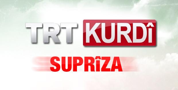 TRT6 TV'nin ismi TRT Kürdi olarak değişti İZLE