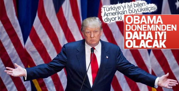 ABD'li büyükelçiden Trump itirafı