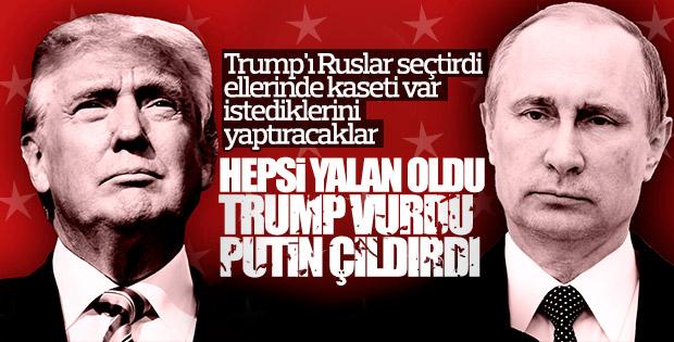 Rusya'dan ABD'nin harekatına ilişkin açıklama